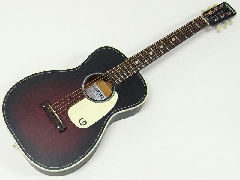 GRETSCH ( グレッチ ) G9500 2SB Jim Dandy Flat Top 【 アコースティックギター 】【店長のおすすめ品 ソフトケースプレゼント! 】