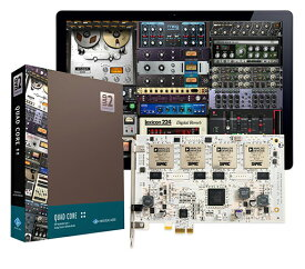 Universal Audio ( ユニバーサル オーディオ ) UAD-2 QUAD CUSTOM ◆【送料無料】【DAW】【DTM】