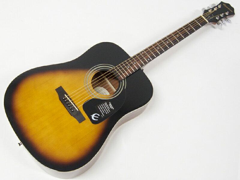 Epiphone ( エピフォン ) DR-100(VS)【by ギブソン アコースティックギター 】【歳末特価! 】 ドレッドノート タイプ