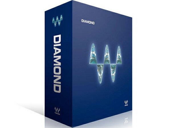 WAVES ( ウェイブス ) Diamond Bundle【DATDM】【本数限定プライス】 ◆【送料無料】【プラグインエフェクト】【DTM】【DAW】