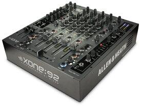ALLEN&HEATH ( アレンアンドヒース ) XONE:92L 【取り寄せ商品/受注後納期確認 】 [送料無料] アレン アンド ヒース ゾーン 92L [ DJ ]▽ DJ ミキサー PC - DJ システム【smtb-k】【w3】