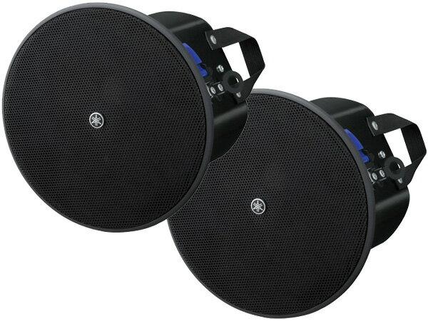 YAMAHA ( ヤマハ ) VXC4 黒 (ペア) ◆ 《 BOSE DS16F の代わりに》小型設備用天井埋め込み型 スピーカーシステム・シーリング型 [ VXC series ][ 送料無料 ]