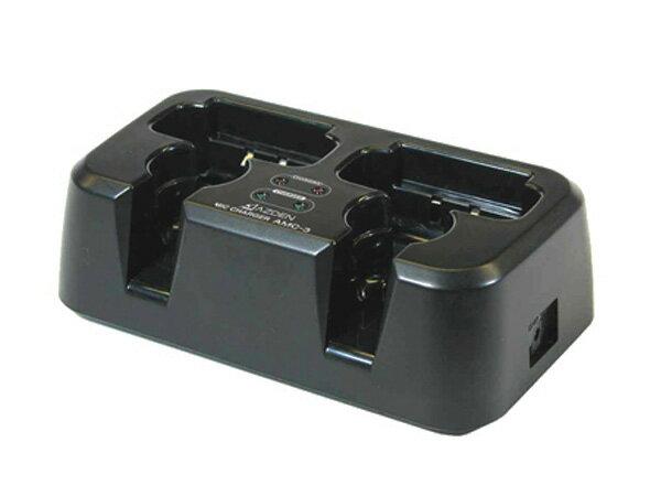AZDEN ( アツデン ) AMC-3 ◆ マイク/送信機用 充電器(2台同時充電) [ ワイヤレスシステム 関連商品 ]