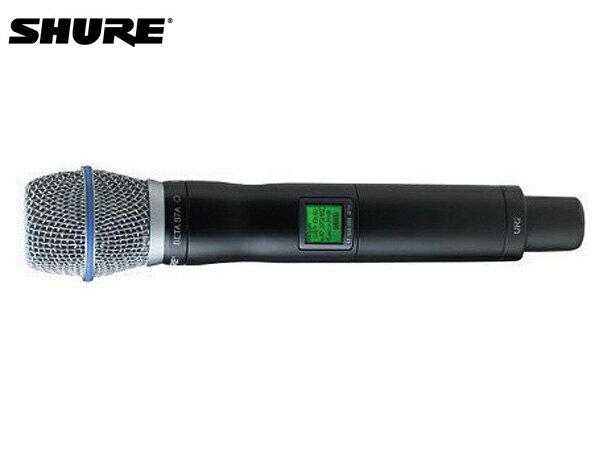 SHURE ( シュア ) MW2/BETA87A-MJBX ◆ ワイヤレスシステム(送信機) BETA87A マイクヘッド【(H)】 [ ワイヤレスシステム 関連商品 ][ 送料無料 ]