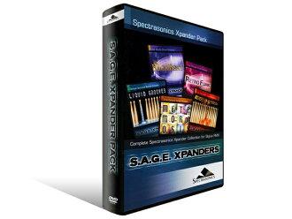 Spectrasonics(supekutorasonikkusu)S.A.G.E. Xpander Pack ◆
