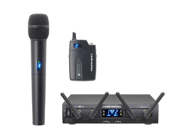audio-technica ( オーディオテクニカ ) ATW-1312 ◆ ラックマウント2chコンボワイヤレスシステム [ ワイヤレスシステム 関連商品 ][ 送料無料 ]