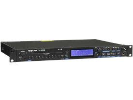 TASCAM ( タスカム ) CD-500B ◆ CDプレーヤー ・テンキー再生・ポン出し・バランス出力 [ 送料無料 ]