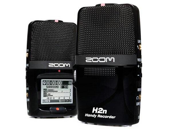 ZOOM ( ズーム ) H2n ◆ ハンディーレコーダー