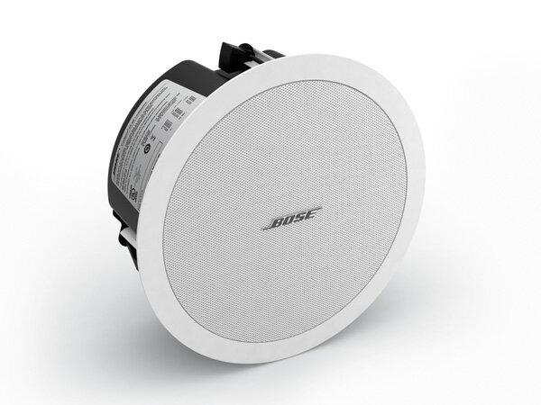 BOSE ( ボーズ ) DS40F W/ホワイト (1本) 【入荷待ち ご予約商品】◆ 天井埋込型スピーカー・シーリング型【DS40FW】 [ DS series ][ 送料無料 ]