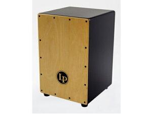 LP ( エルピー ) LP1442 BK 【FESTIVO CAJON BLACK 少し小さなカホン】 フェスティヴォ・カホン ドラム・パーかーっション