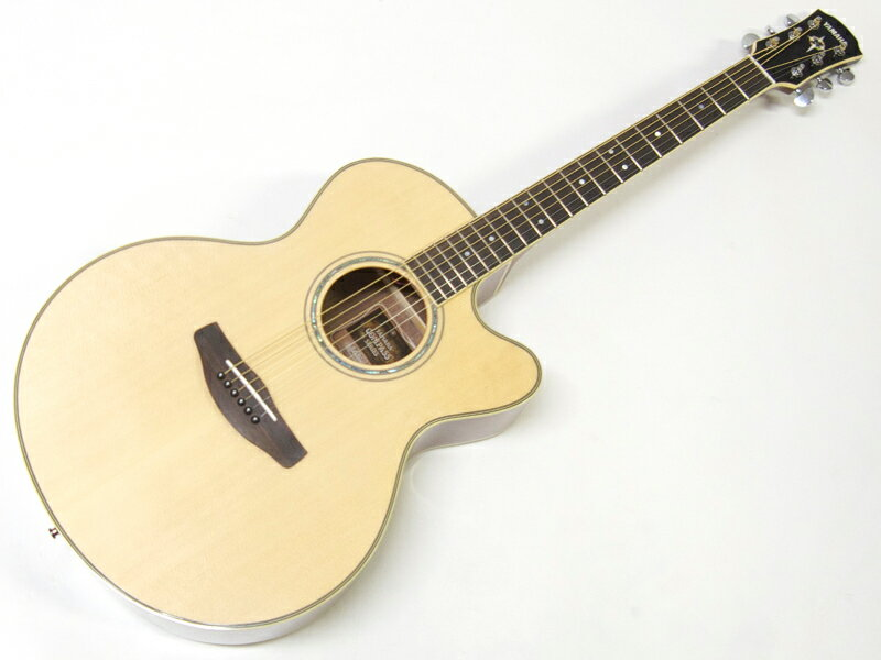 YAMAHA ( ヤマハ ) CPX700II NT 【エレアコ アコースティックギター】【カポタスト(FC-81)プレゼント! 】 CPX-700