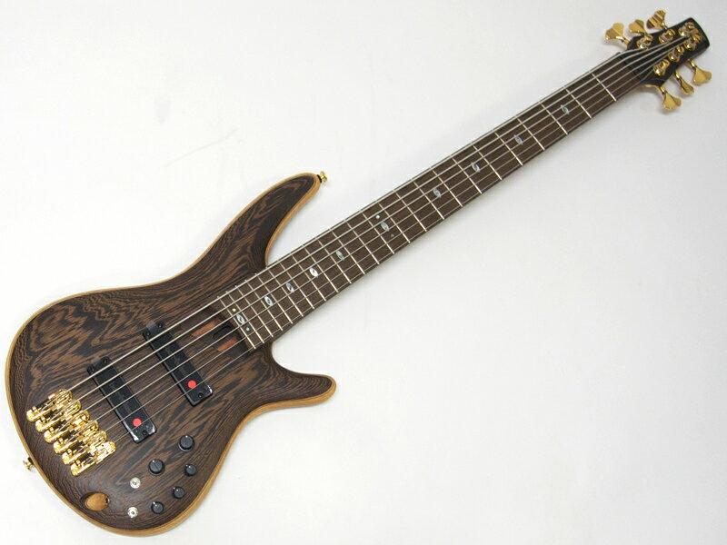 Ibanez ( アイバニーズ ) SR5006 OL【日本製 6弦ベース WO 】 バルトリーニ ピックアップ搭載 6弦ベース ハードケース付属