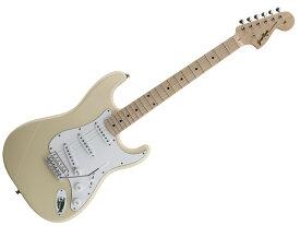 Grass Roots ( グラスルーツ ) G-SE-58SC(VWH/M)【スキャロプト加工 エレキギター】