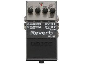 BOSS ( ボス ) RV-6 REVERB 【高音質 リバーブ コンパクトエフェクター 】 [ 送料無料 ]