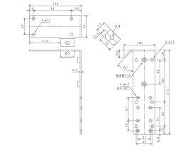 JBL ( ジェイビーエル ) CTLB-1 ブラック (1ペア) ◆ Control 1PRO用 壁・天井取付金具 [Control Series Option]
