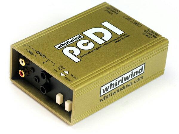 Whirlwind pcDI ◆ ダイレクトボックス
