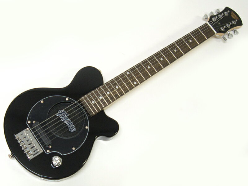 Pignose ( ピグノーズ ) PGG-200 BK 【アンプ内蔵 エレキギター】【春特価! 】