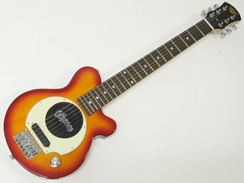 Pignose ( ピグノーズ ) PGG-200 CS【アンプ内蔵 エレキギター ミニギター 】【春特価! 】 チェリーサンバースト