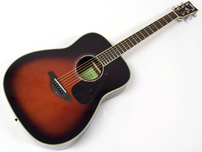 YAMAHA ( ヤマハ ) FG830 TBS 【アコースティックギター 】【カポタスト(FC-81)プレゼント! 】 フォークギター