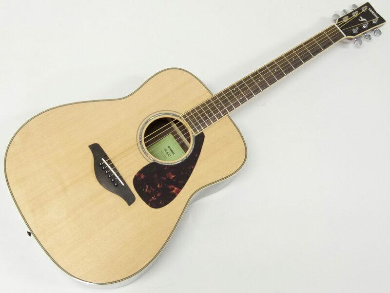 YAMAHA ( ヤマハ ) FG830 NT 【アコースティックギター】【カポタスト(FC-81)プレゼント! 】 初心者 にもおすすめの一本