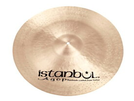 "Istanbul Agop Traditional CHINA 18"" ☆ イスタンブールアゴップ"