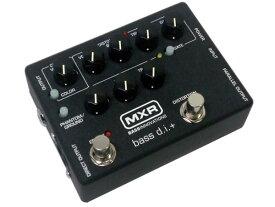 MXR ( エムエックスアール ) M80 BASS DI PLUS 【 ベース用プリアンプ&DI 】 ベース・エフェクター M-80
