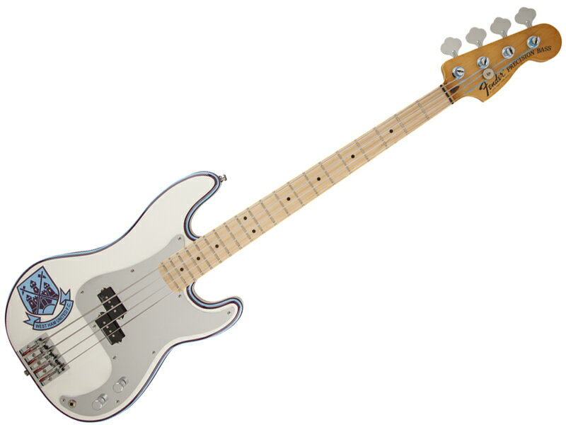 Fender ( フェンダー ) Steve Harris Precision Bass【スティーブ・ハリス プレベ Mex】【141032305】