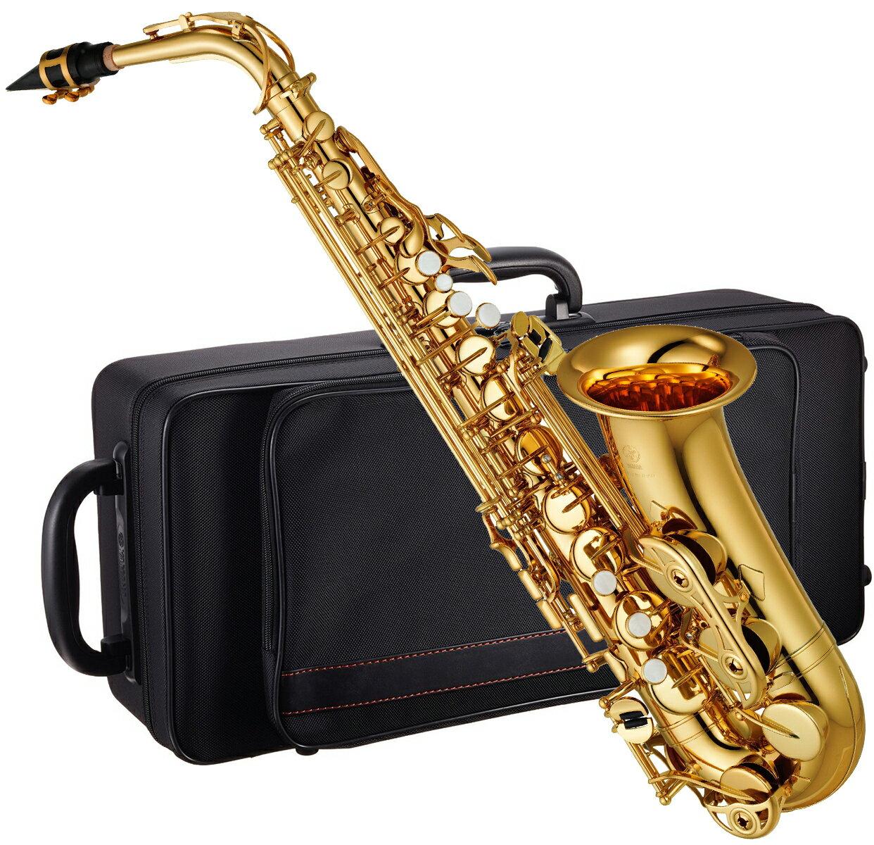この価格在庫限り YAMAHA ( ヤマハ ) YAS-380 アルトサックス 新品 管楽器 ゴールド 管体 ネック E♭ 本体 初心者 サックス YAS380 alto saxophone アルトサクソフォン 送料無料