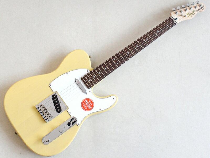 SQUIER ( スクワイヤー ) Standard Telecaster (VBL)【 テレキャスター by フェンダー】【371200507】 エレキギター