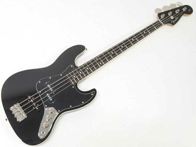 Fender ( フェンダー ) Aerodyne Jazz Bass (Black)【国産 エアロダイン ジャズベース Japan】【5257404306】 フェンダージャパン