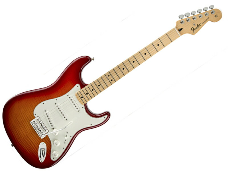FENDER Standard Stratocaster Plus Top (ACB/M) 【スタンダード・ストラト Mex 】【144612531】 エレキギター
