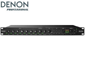 DENON ( デノン ) DN-312X ◆ マイク/ライン ミキサー【DP-MIX-001】 [ 送料無料 ]
