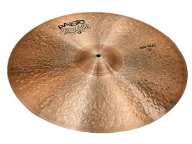 "Paiste ( パイステ ) BIG BEAT 21"" 2002 Black Big Beat Single ☆ ビッグビート"