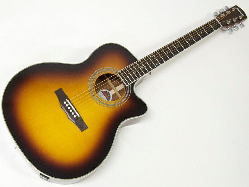 Morris ( モーリス ) R-401 (TS) 【モーリス エレアコ R401】 アコースティックギター