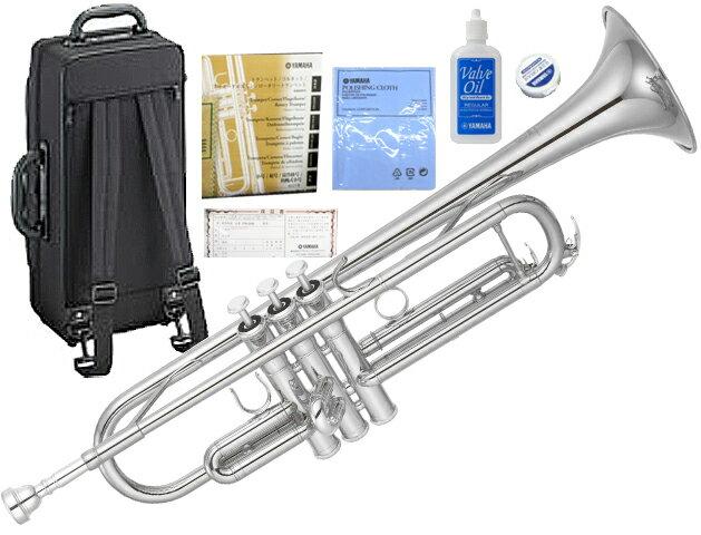 YAMAHA ( ヤマハ ) YTR-4335GS2 銀メッキ トランペット 新品 ゴールドブラスベル B♭ 管楽器 初心者 本体 YTR-4335GSII trumpet 一部送料追加 送料無料(北海道/離島/沖縄不可)