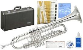 YAMAHA ( ヤマハ ) 【予約】 YTR-2330S 銀メッキ トランペット 新品 楽器 本体 カラー シルバーメッキ ケース付き 初心者 管楽器 正規品 Trumpets