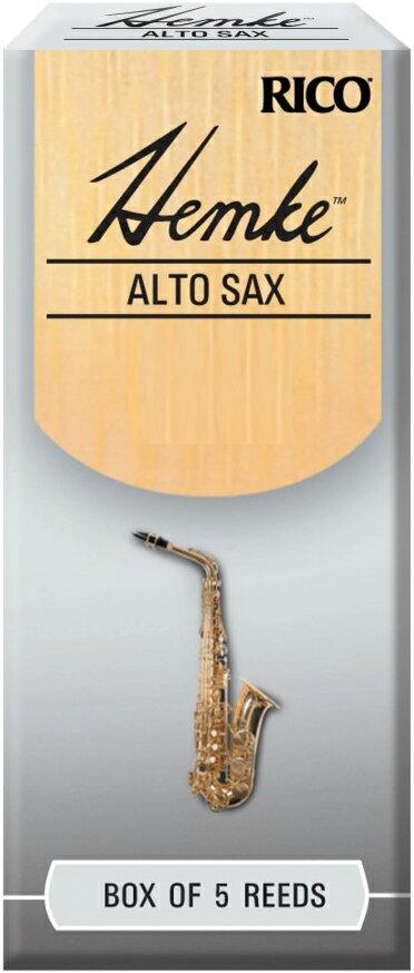 [ メール便 対応可 ] アルトサックス リード フレデリック・L・ヘムケ 5枚入り D'Addario Woodwinds 厚み 2.5番 3番 3.5番 4番 LRICHMAS 管楽器 Reeds