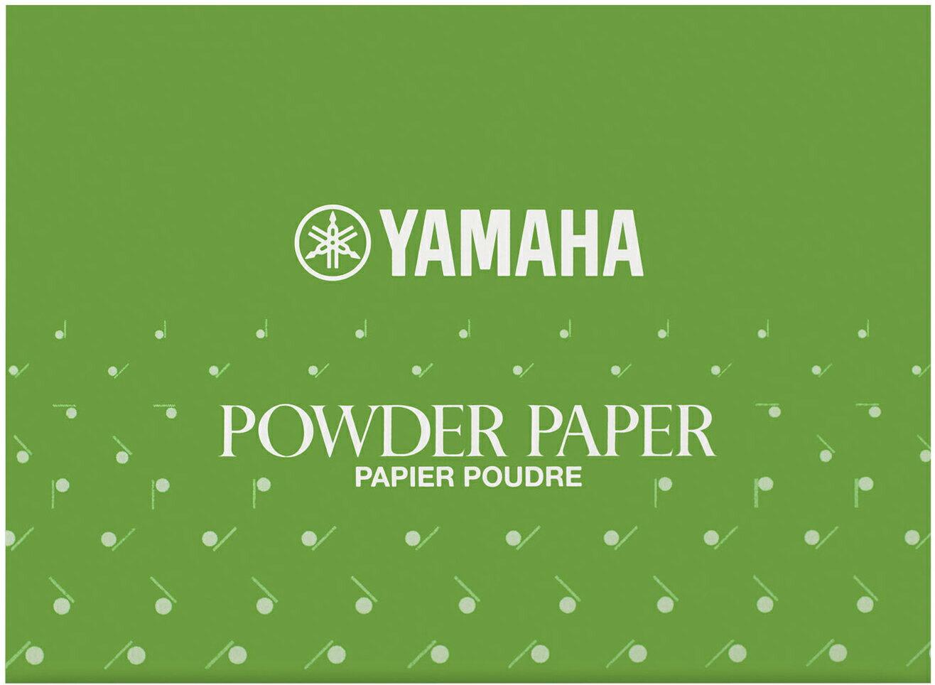 [ メール便 対応可 ] YAMAHA ( ヤマハ ) パウダーペーパー PP3 木管楽器 フルート クラリネット サックス お手入れ タンポ トーンホール powder paper 管楽器 メンテナンス