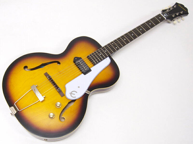 Epiphone ( エピフォン ) Inspired by 1966 Century (VS)【by ギブソン フルアコ 】【C3583 ジミヘンピックセット・プレゼント ウィンターセール! 】
