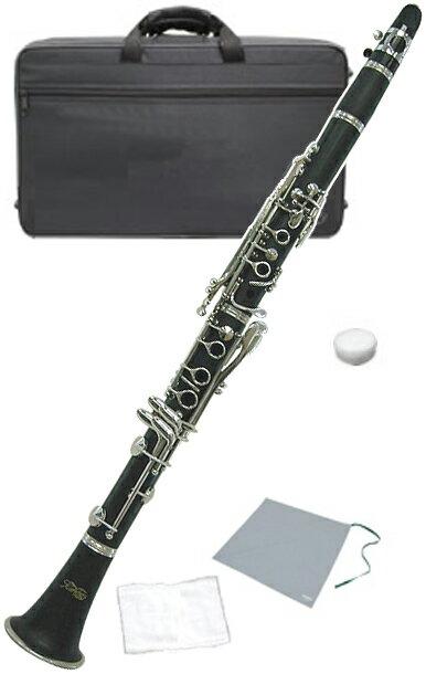 Kaerntner ( ケルントナー ) 送料無料 クラリネット KCL27 新品 ABS樹脂製 B♭ 本体 楽器 ケース マウスピース 初心者 管楽器 clarinet