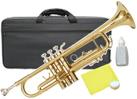 Kaerntner ( ケルントナー ) KTR-30 Gold トランペット ゴールド 新品 初心者 管楽器 本体 B♭ Trumpets KTR30 GD 北海道 沖縄 離島不可