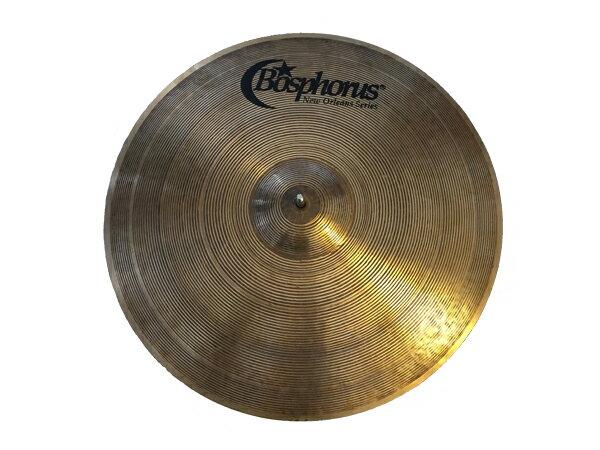 "Bosphorus ( ボスフォラス ) New Orleans Series CRASH 16"" ☆ ボスフォラス ニュー・オリンズシリーズ クラッシュ"