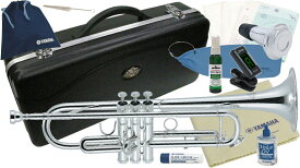J Michael ( Jマイケル ) TR-300S トランペット 新品 銀メッキ 管楽器 スタンダード B♭ 本体 管体 初心者 シルバーメッキ Trumpet TR300S セット E