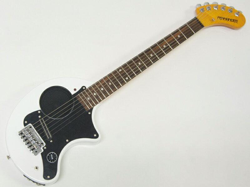FERNANDES ( フェルナンデス ) ZO-3 ST(SW)【アンプ内蔵 ミニギター 】【ZO3プレゼントキャンペーン 】