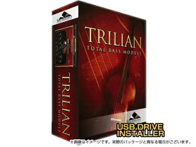 Spectrasonics Trilian (USB Drive)【3TRLUSB】 ◆【 音源ソフト 】【 ソフトシンセ 】