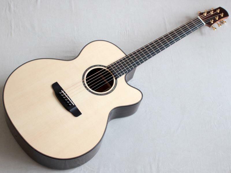 ASTURIAS(アストリアス) Grand Solo SR【国産 アコースティックギター KH 】【新春大特価! 】