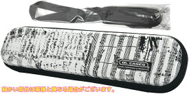 GL CASES ( GLケース ) GLE-FL J10 フルートケース 音符柄 ホワイト ショルダー C足部管 フルート用 ハードケース 管楽器 収納 flute case 北海道 沖縄 離島不可