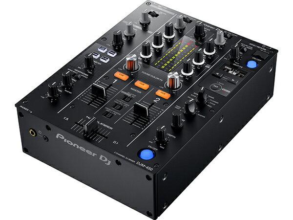 Pioneer ( パイオニア ) DJM-450 ◆【 送料無料 】【 DJ 】