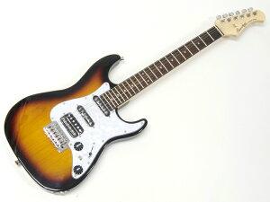 Bacchus ( バッカス ) GS-Mini 3TS【ミニ エレキギター 初心者 入門におすすめ 特価品 】【セール特価 ピック20枚セットプレゼント 】