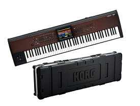 KORG ( コルグ ) KRONOS2-88 LS 専用ハードケースセット【KR288LSCASE SET】 ◆【 送料無料 】【 シンセサイザー 】【 88鍵盤 】